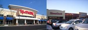 TJ Maxx, Marshalls & HomeGoods Stores